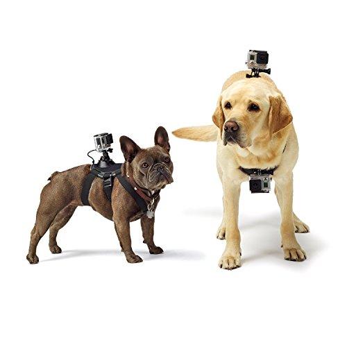 GoPro 犬用 チェスト ハーネス 犬目線での撮影用 【並行輸入品】+NONOKUROオリジナルミニミニクロス