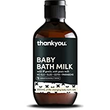 Thankyou Baby Bath Milk, 300ml