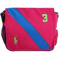 (ポロ ラルフローレン) POLO RALPH LAUREN メッセンジャーバッグ Banner Stripe II Messenger Bag MD