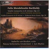 メンデルスゾーン : ヴァイオリン協奏曲ホ短調作品64