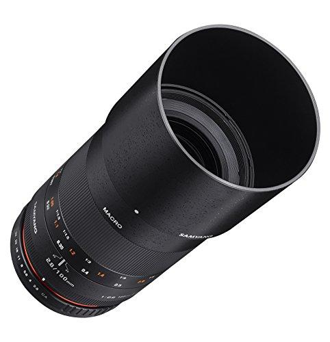 Samyang 100 mm f / 2.8