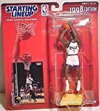 おもちゃ 1998 NBA Starting Lineup - Terrell Brandon - Milwaukee Bucks [並行輸入品]