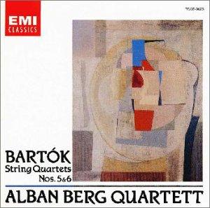 バルトーク:弦楽四重奏曲第5番
