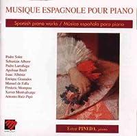 Spanish Music for Piano