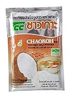 チャオコー ココナッツミルクパウダー 60g×12袋 クイック調理 使いやすい タイの有名ブランド 製菓材料 お菓子材料 カレー材料 タイカレー材料