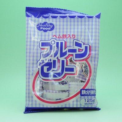 ヘルシーフード ヘム鉄入り プルーンゼリー 125g (#5...