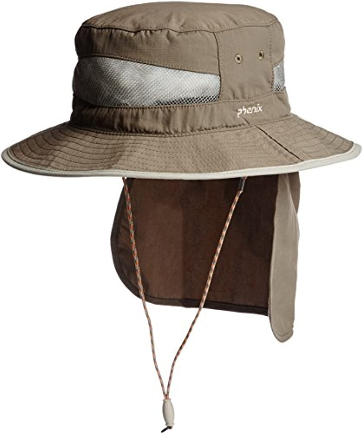 同行するカートぴったり(フェニックス)phenix ARBOR HAT(シェード付きハット) PH618HW14 [メンズ]