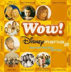 Wow!~ディズニーマニア2(CCCD)