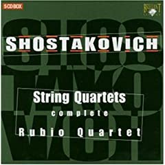 ショスタコーヴィチ 交響曲全集