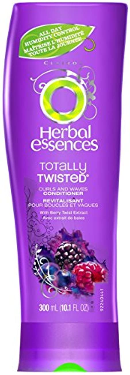ストッキング口無秩序Herbal Essences Totally Twisted Curls & Waves Hair Conditioner - 10.17 oz by Procter Gamble Oral/FC [並行輸入品]