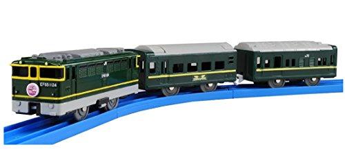 プラレール ぼくもだいすき! たのしい列車シリーズ 特別な「トワイライトエクスプレス」