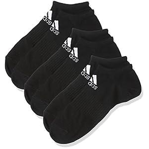 (アディダス)adidas トレーニングウェア BASIC 3P アンクルソックス DMK57 [ユニセックス] BR6126 ブラック/ホワイト 25-27cm