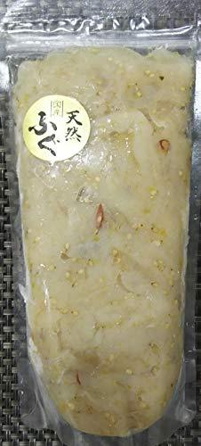高級珍味 国産天然ふぐ白造り 300g 解凍後そのままお召し上がり頂けます
