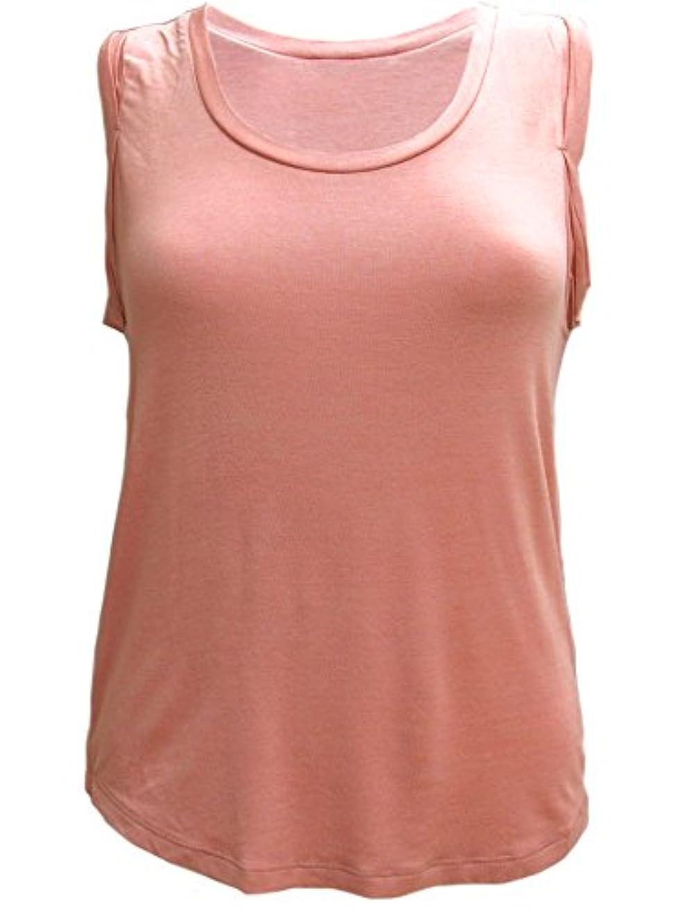 終わった委員会外向きAnna-Kaci SHIRT レディース US サイズ: S カラー: ピンク