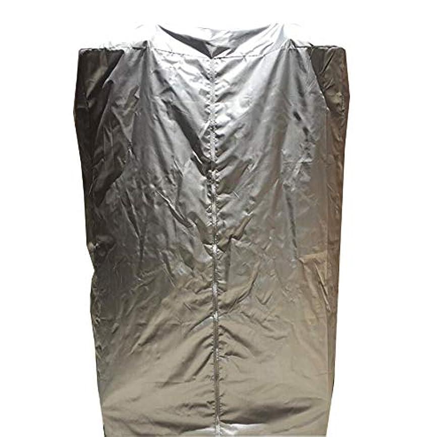 雄弁クラウド図書館ダストカバー - トレッドミルカバーダストカバー折り畳み式ホームサンスクリーン雨水オックスフォード布(2色、3サイズ) 分離ダスト (色 : A, サイズ さいず : 85x70x145cm)