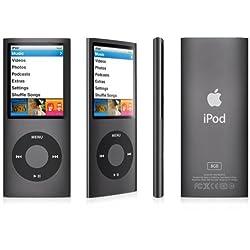 Apple iPod nano第4世代 8GB ブラック MB754J/A