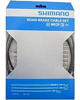 シマノ ロード用SUS ブレーキケーブルセット ブラック [Y80098019]