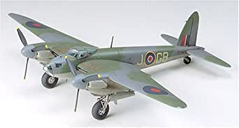 タミヤ 1/72 ウォーバードコレクション No.53 イギリス空軍 デ・ハビランド モスキート B Mk.IV/PR MkIV プラモデル 60753