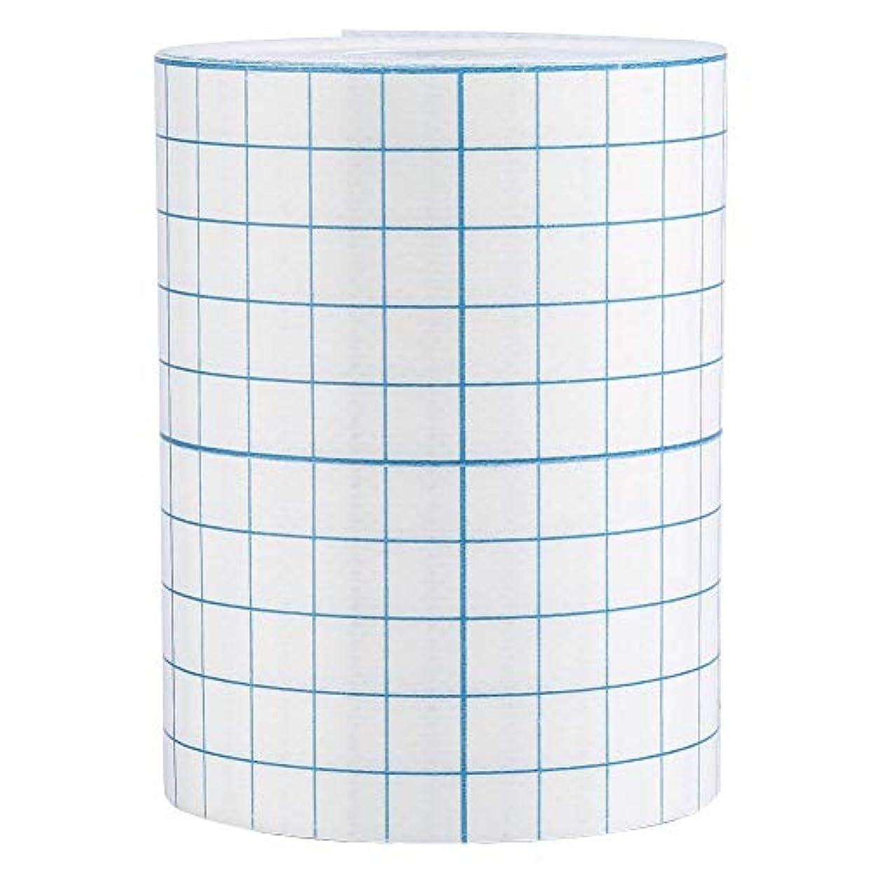 プラスチック実証するフリッパー3サイズ1ロールプロフェッショナル不織布接着創傷ドレッシング医療用固定テープ包帯(10cm x 10m)