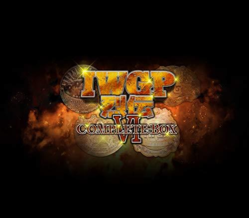 IWGP烈伝COMPLETE-BOX VI 【Blu-ray-BOX】