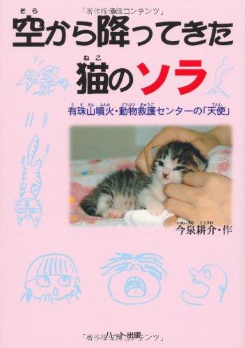 空から降ってきた猫のソラ―有珠山噴火・動物救護センターの「天使」 (ドキュメンタル童話・猫のお話)の詳細を見る