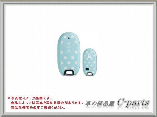 SUZUKI Lapin スズキ ラパン【HE33S】 Lapinシリコンキーケース【ブルー】[99000-990S6-LPB]