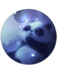 GuDeKe ジュエリー アクセサリー かわいい Panda パンダ ラペルピン ブローチ (C)