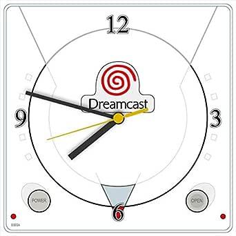 セガハード [ドリームキャスト] アクリル掛時計