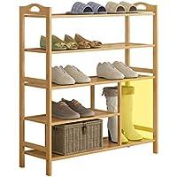 靴ラック5層の多機能家庭の底はブーツラックシューズ70~80センチメートルを置くことができます (サイズ さいず : 70cm)