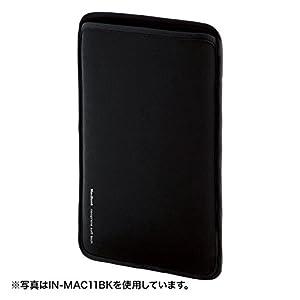 サンワサプライ Mac Book 用PCインナーケース12インチ IN-MAC12BK