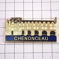 限定 レア ピンバッジ シュノンソー城ロワール古城 ピンズ フランス