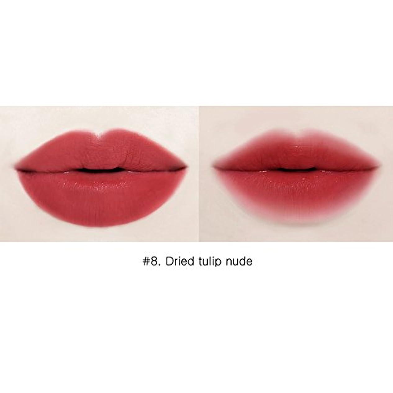 イニスフリービビッドコットンインクティント4g Innisfree Vivid Cotton Ink Tint 4g [海外直送品][並行輸入品] (#8. Dried tulip nude)