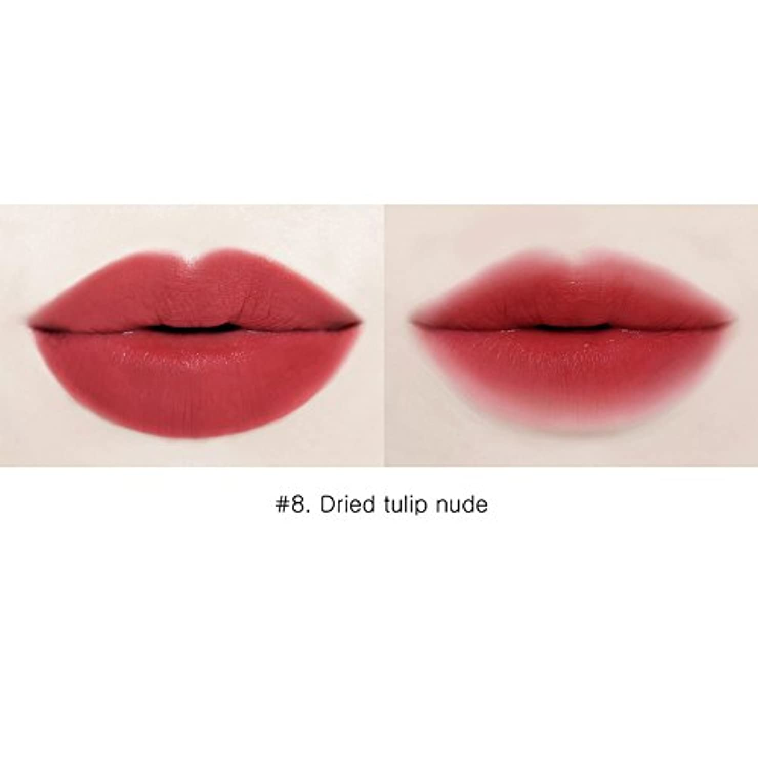 ドックポータル密輸イニスフリービビッドコットンインクティント4g Innisfree Vivid Cotton Ink Tint 4g [海外直送品][並行輸入品] (#8. Dried tulip nude)