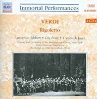 Verdi;Rigoletto