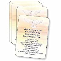 Abbey Press Confirmation Thank You Cards Package of 25 [並行輸入品]