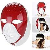 7色の顔の首のマスク、顔の反しわの皮の美装置(02#)