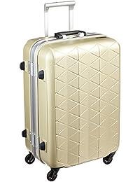 [サンコー] SUPERLIGHTS MGC スーツケース スーパーライト 軽量 中型  抗菌ハンドル マグネシウムフレーム 容量56L 縦サイズ63cm 重量3.5kg MGC1-57