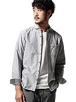 (ビームス) BEAMS / クルミボタン ショールカラーシャツ