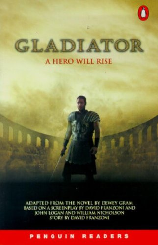 *GLADIATOR                         PGRN4 (Penguin Readers, Level 4)の詳細を見る