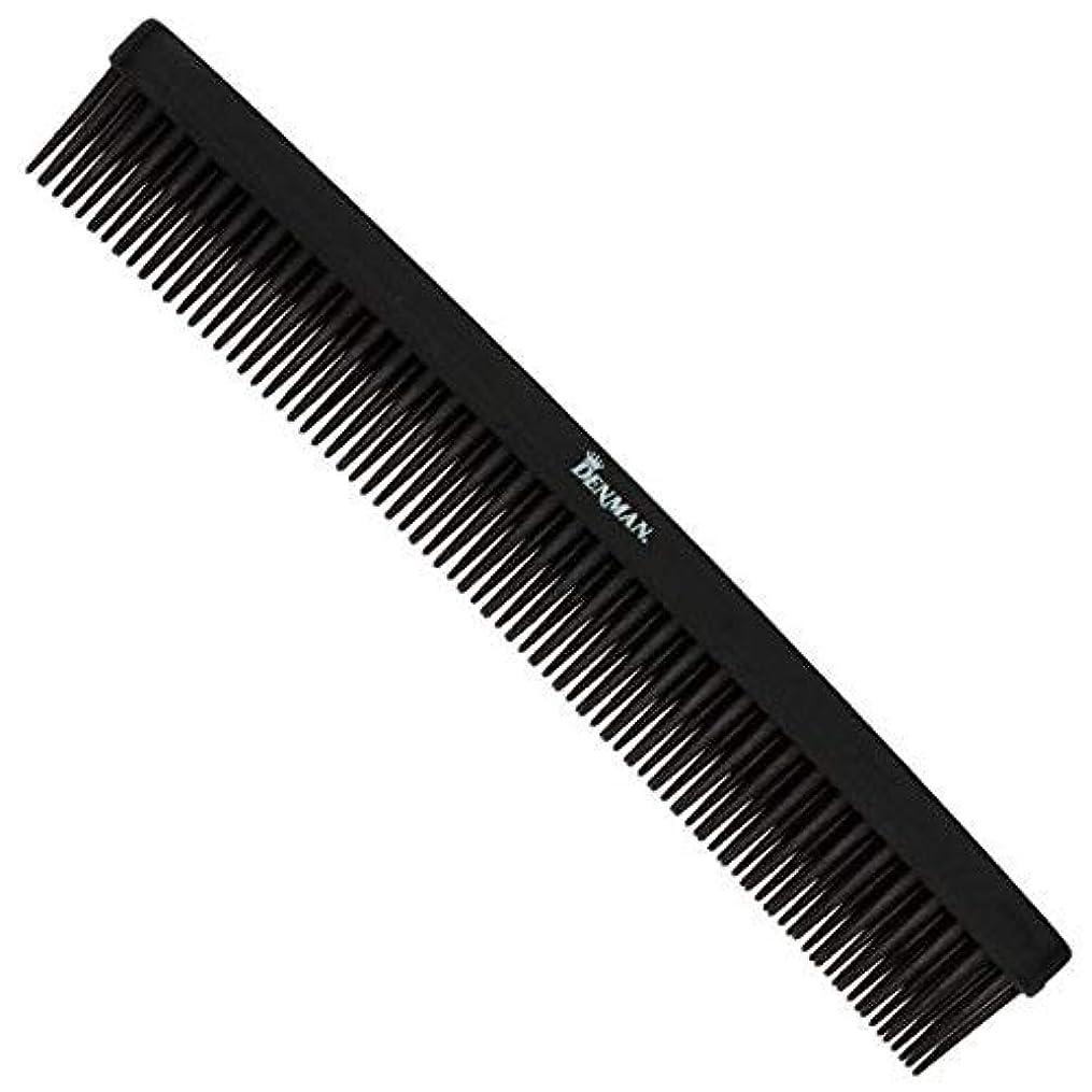 に向けて出発ジャングル郵便Denman Professional Three Row Mousse, d12 BLACK [並行輸入品]