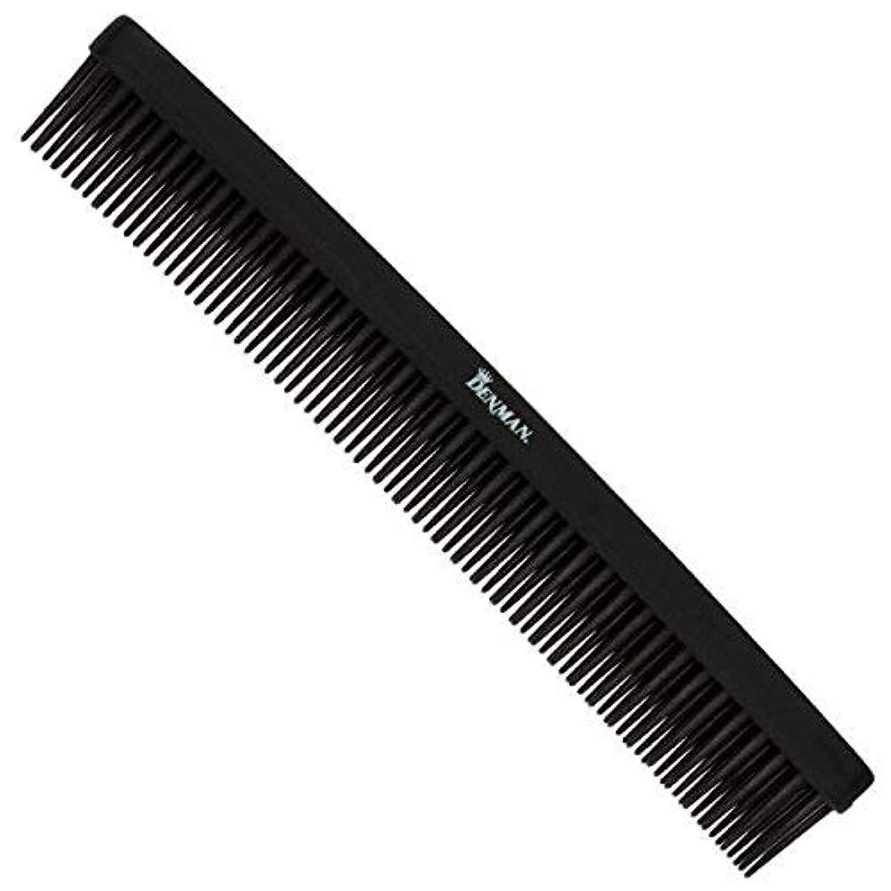 永遠に絞るオズワルドDenman Professional Three Row Mousse, d12 BLACK [並行輸入品]