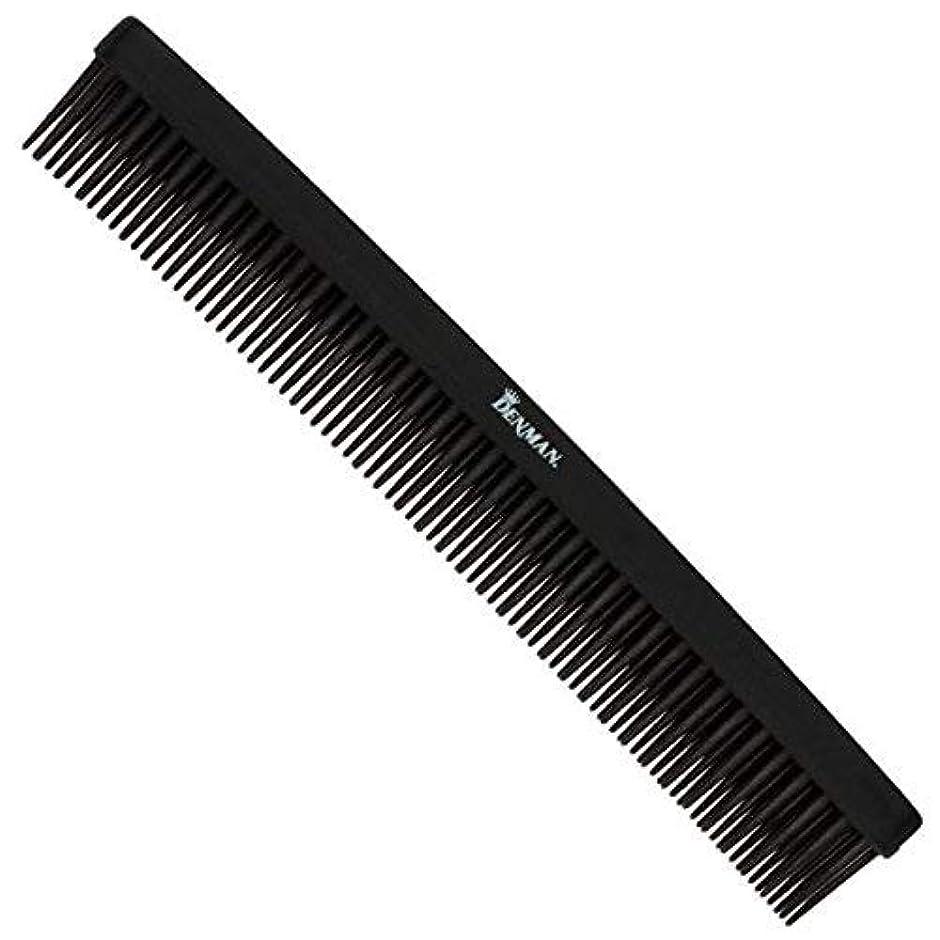 シンジケートセンチメンタル郵便物Denman Professional Three Row Mousse, d12 BLACK [並行輸入品]