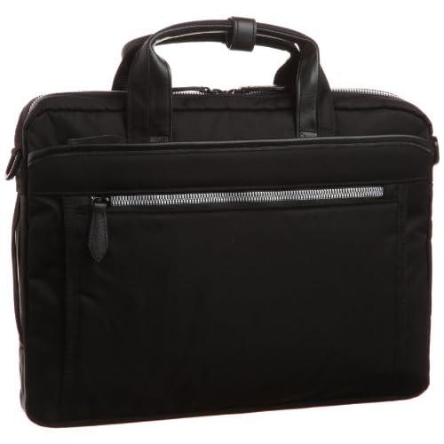 [アーバンロード] URBAN ROAD 【木和田】軽量撥水PC用ポケット付 マイスタービジネスバッグA4対応  5992 01 (ブラック)