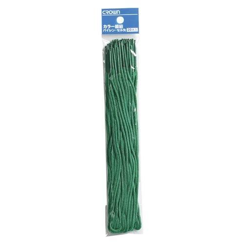 [해외]크라운 색상 綴紐 녹색 CR-HM10-G 00004398 사기 10 팩 세트/Crown color binding band green CR - HM10 - G 00004398 Bulk Purchase 10 Pack Set