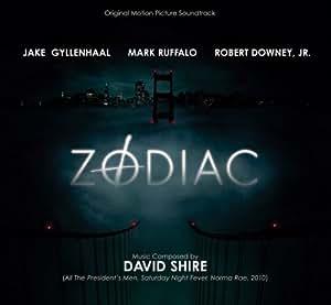 オリジナル・サウンドトラック・スコア「ゾディアック」