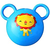 Keaner新生児幼児Roly - Poly Toys Kids Hand Rattles Baby Funnnyベルボールおもちゃギフト(ブルー)