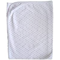 Noa Lily Blanket, Pink Dot by NOA LILY