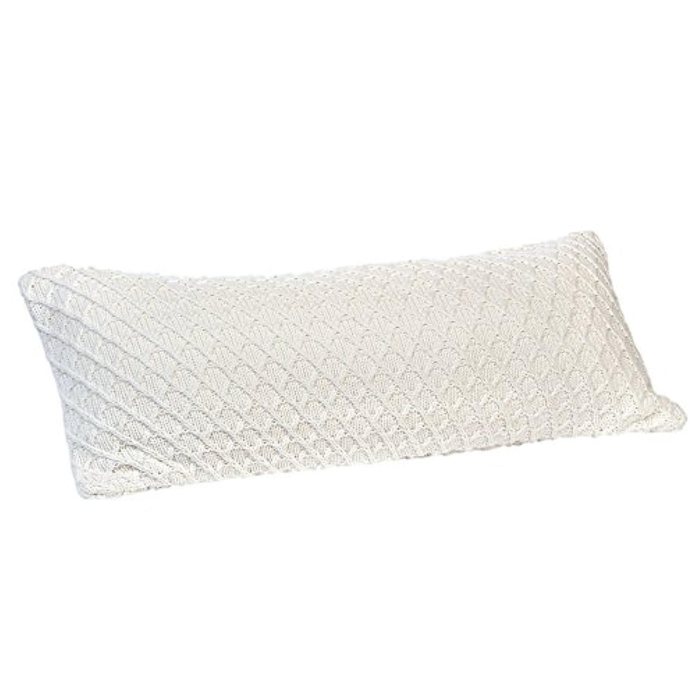 Berkshire Blanketダイヤモンドセーターニットロング枕 E0155-PX-089