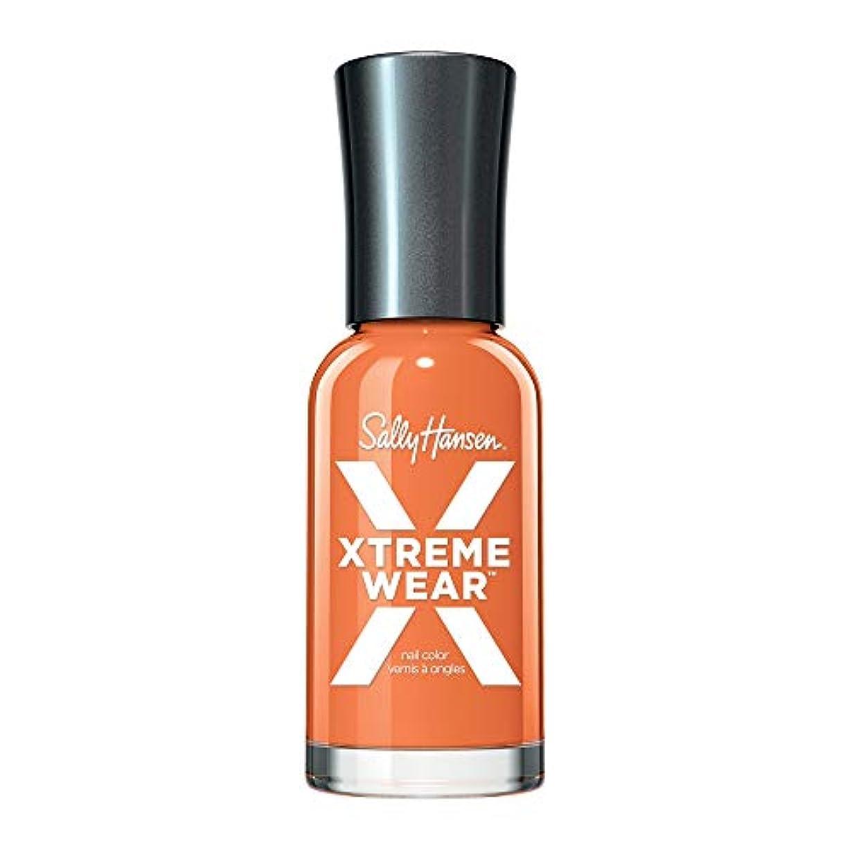 フルーツありそうトレイルSALLY HANSEN Hard As Nails Xtreme Wear Sun Kissed (並行輸入品)