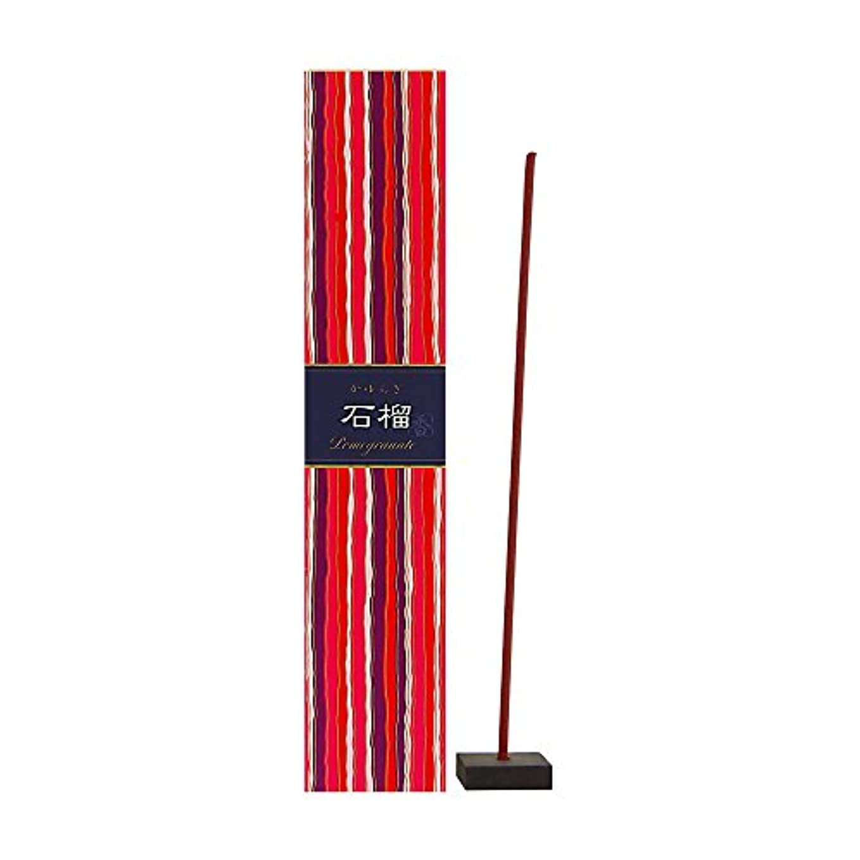 混乱ヒゲ説明Nippon Kodo – Kayuragi – ザクロ40 Sticks